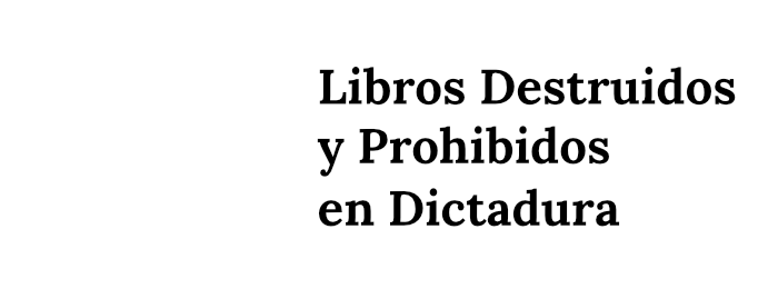 Destrucción y censura de libros en Chile (1973-1989)